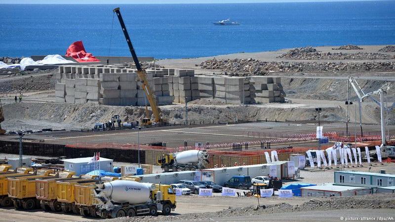 Διαβήματα Λευκωσίας προς κάθε κατεύθυνση για τον πυρηνικό σταθμό στην Τουρκία