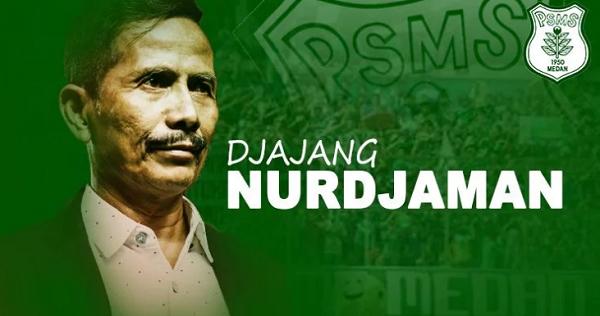 PSMS Medan Tunjuk Djadjang Nurdjaman Sebagai Pelatih Kepala