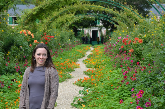 Monet's Giverny Garden: The Clos Normand Flower Garden