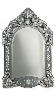 cermin+ayu turqoise