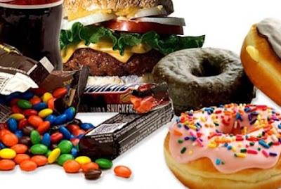 makanan kaya gula tidak baik untuk kencing manis