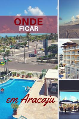 Melhor hotel de Aracaju, na frente da praia