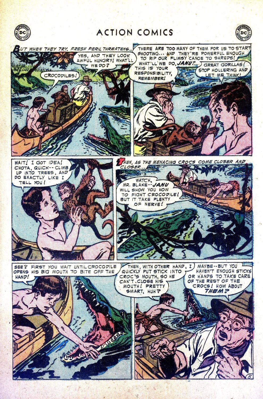 Action Comics (1938) 195 Page 20