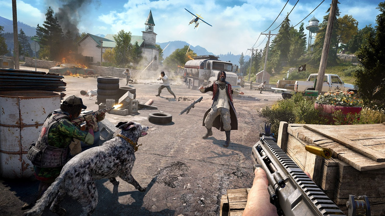 Far Cry 5 PC Version Full Game Free Download - MicroCap ...