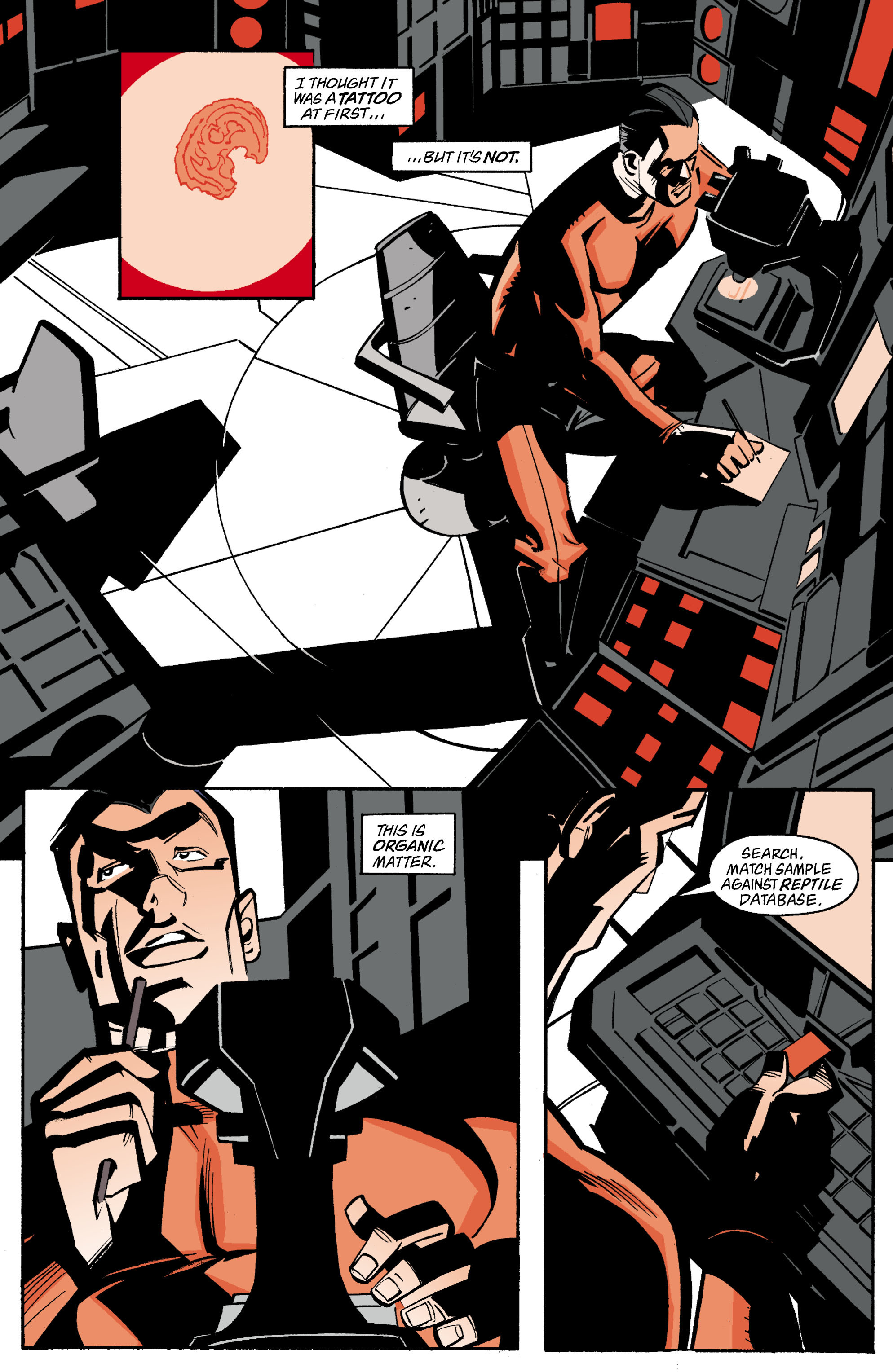 Detective Comics (1937) 745 Page 9
