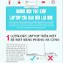 7 mẹo vặt sử dụng để tăng tuổi thọ laptop của bạn
