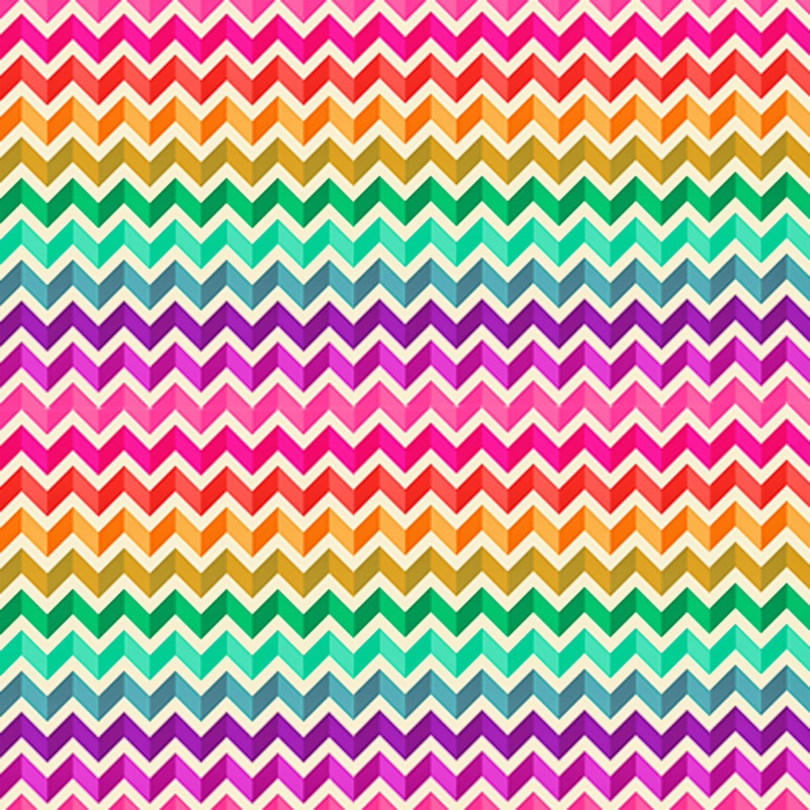 Cute Locker Wallpaper Doodlecraft 8 Colorful Block Chevron Freebie Printable
