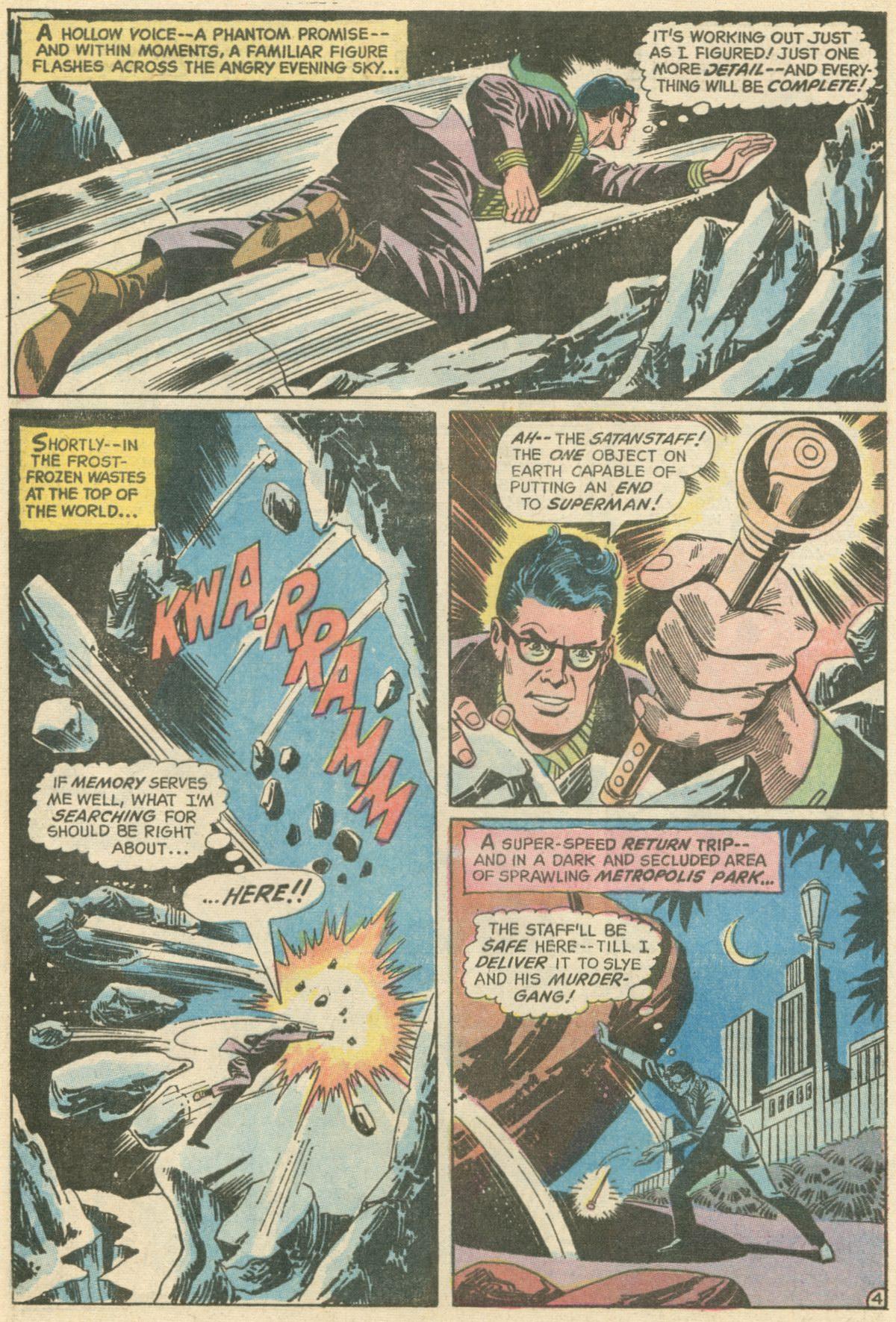 Read online World's Finest Comics comic -  Issue #207 - 6