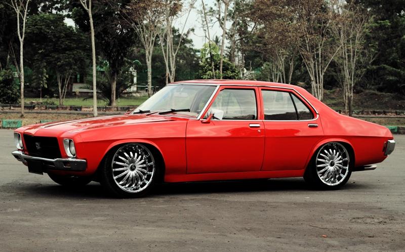 Modifikasi Mobil Tua Retro Klasik Legendaris - Mobil ...