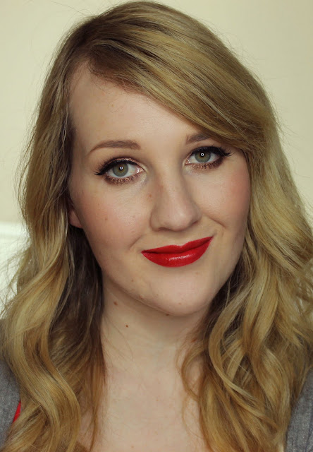 Bobbi Brown Red Lipstick Swatches & Review