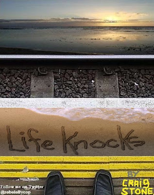 Life Knocks by Craig Stone Cover