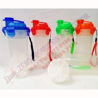 Tupple Lock Bulat YS - YLKG 500ml