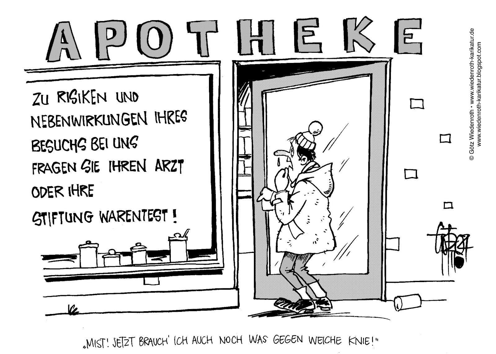 Karikamur-Karikatur! - Wiedenroth