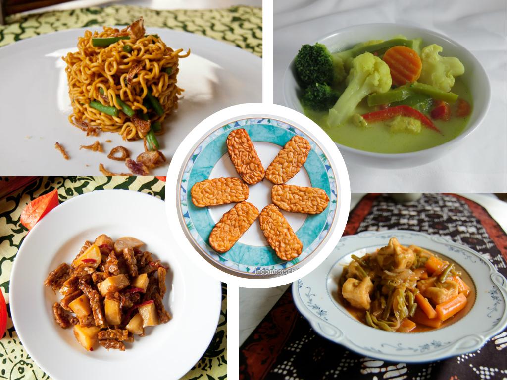 Kochkurs Indonesische Küche: Asiatisch Vegan