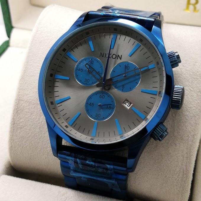 Nixon Blue Ocean Chronograph Exclusive