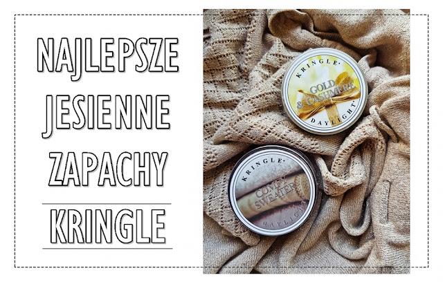 TOP4 Zapachy na jesień (KRINGLE)