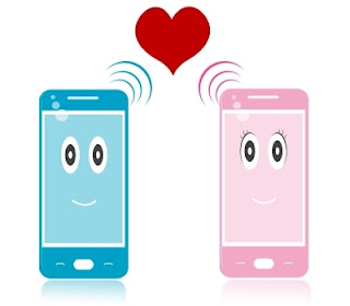dessin sms amour iphone