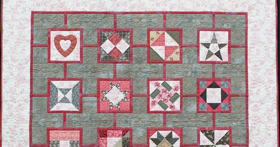 Civil War Quilts Dixie Dairy Sampler From 2013