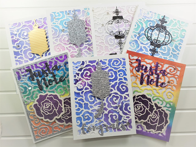 Tips for Cutting Intricate Dies w/Spellbinders Destination China Dies!