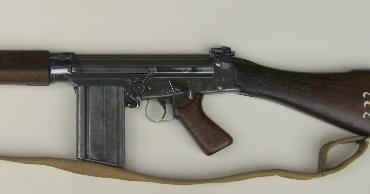 NEW ZEALAND ARMS REGISTER: # 26 L1A1 SLR (Abridged)