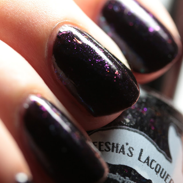 Leesha's Lacquer Glass to Meet You