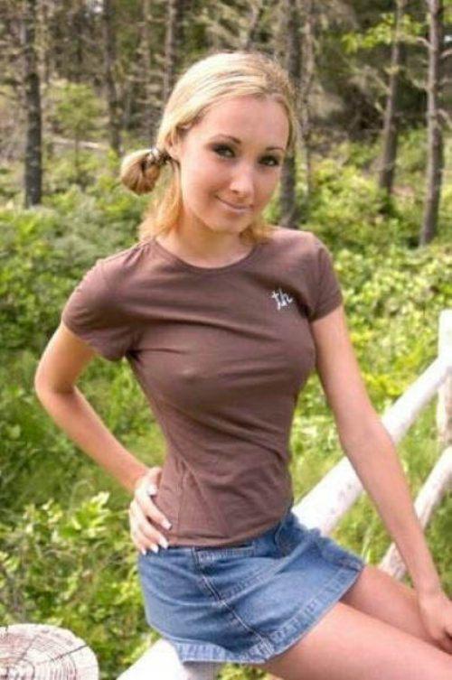 Amateur big tits teen