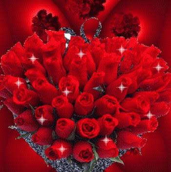 Imagens De Amor Lindo Buquê De Rosas Vermelhas