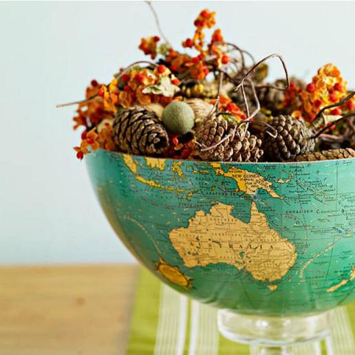 Easy Thanksgiving Table Decorations: 5 Easy DIY Thanksgiving Table Decorations