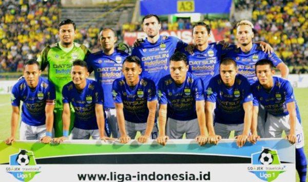 Jadwal, Hasil, dan Klasemen Persib Bandung di Liga 1 2017