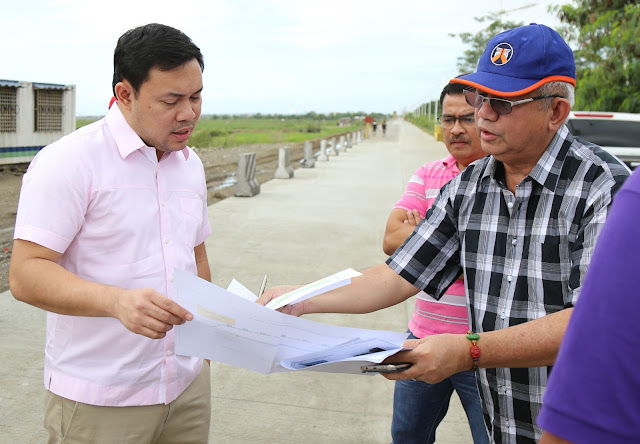 DPWH Is Set To Build First Ever Bike and Pedestrian Lanes on Laguna Lake Highway Under The Duterte Administration!