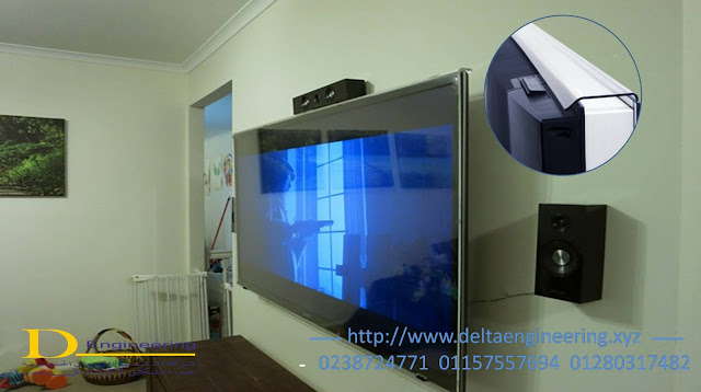 plasma tv screen protector from 32 inches to150 inches in Egypt