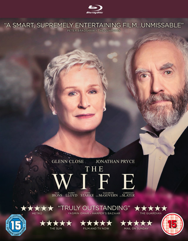 the wife blu-ray