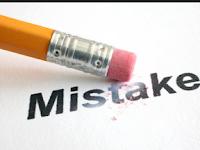 5 Kesalahan Paling Mencolok Bagi Blogger dan Penulis Baru Saat Membuat Artikel