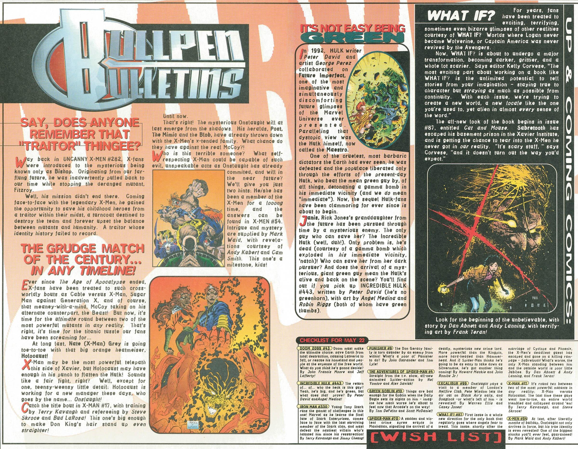 Read online UltraForce (1995) comic -  Issue #7 - 10