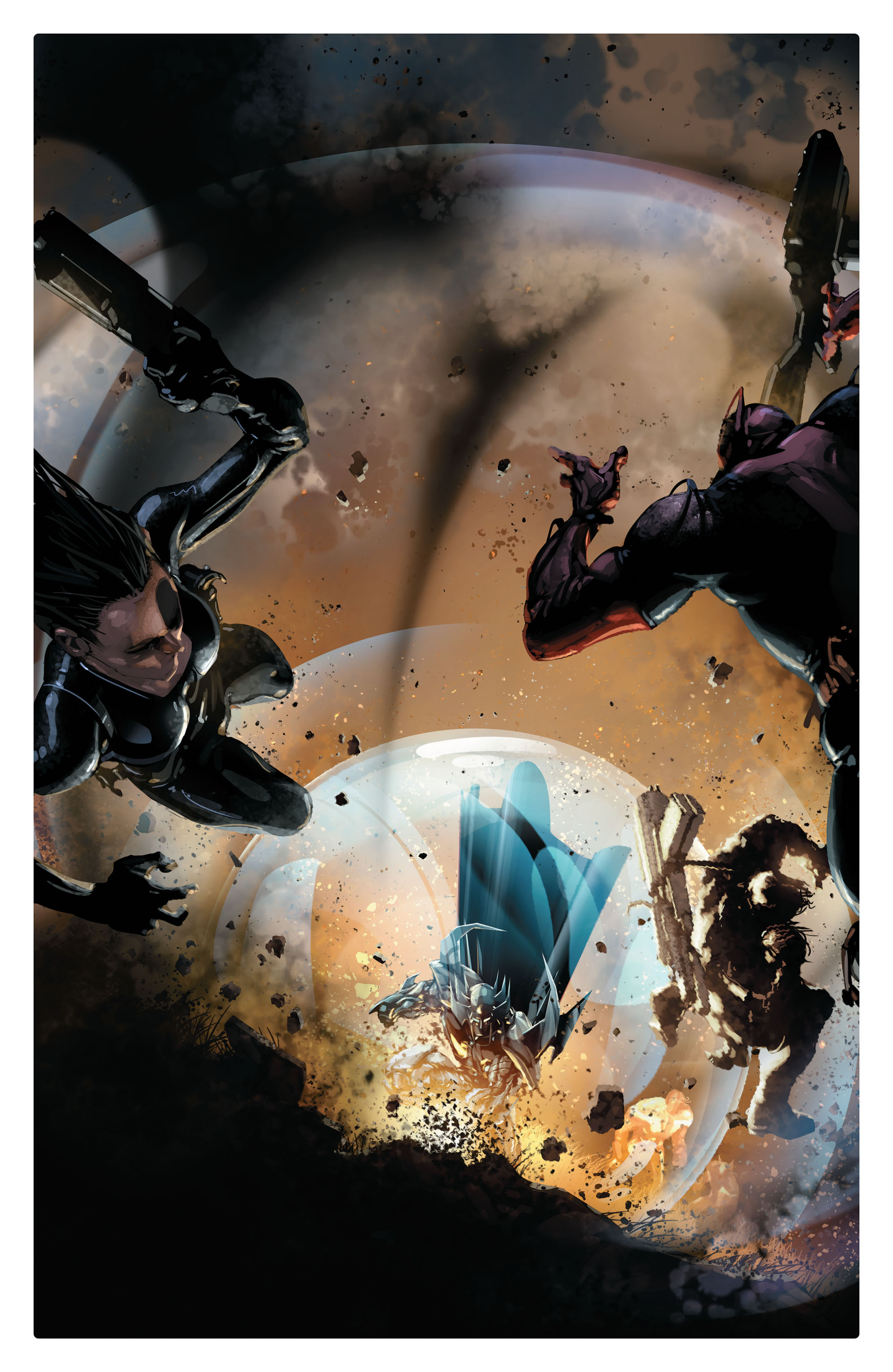 Read online X-Force (2008) comic -  Issue #14 - 18