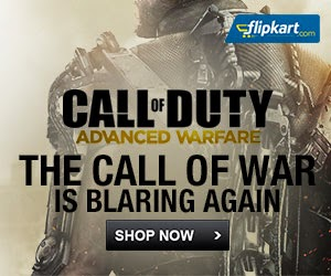 Pre-Order Call of Duty:Advanced Warfare and get Day Zero Downloadable content: Two additional Weapons and Advanced Arsenal and also a Free Call of Duty: Advanced Warfare Poster