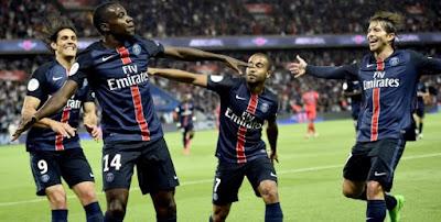 Paris Saint Germain gana por 1 a 0 al Nancy