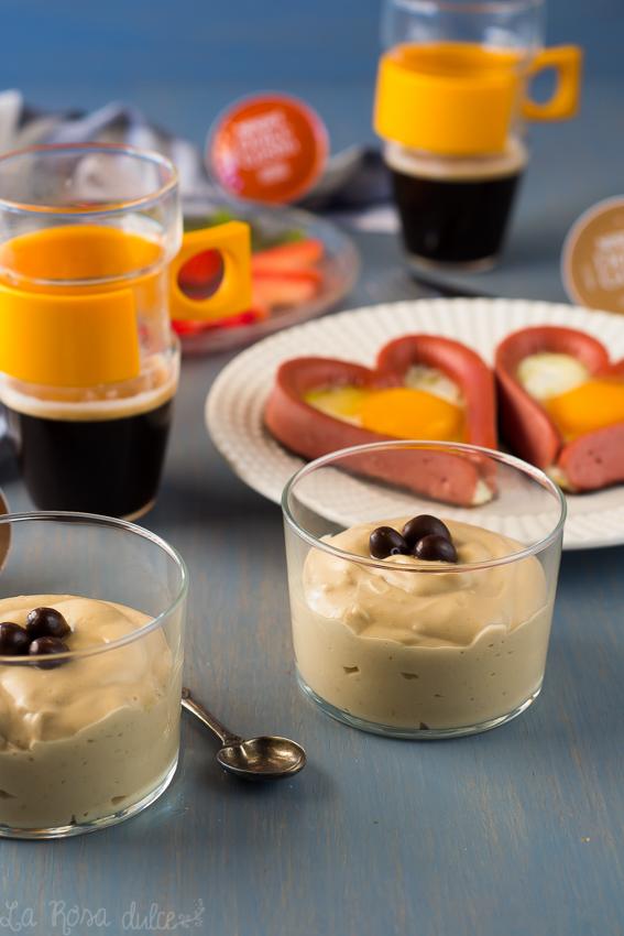 Crema chlboust de café y amaretto para San Valentín #singluten #sinlactosa