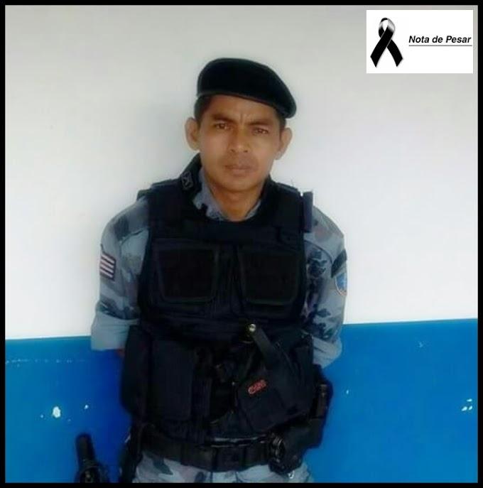 16° Batalhão emite nota de pesar pela morte do Sargento Pedro