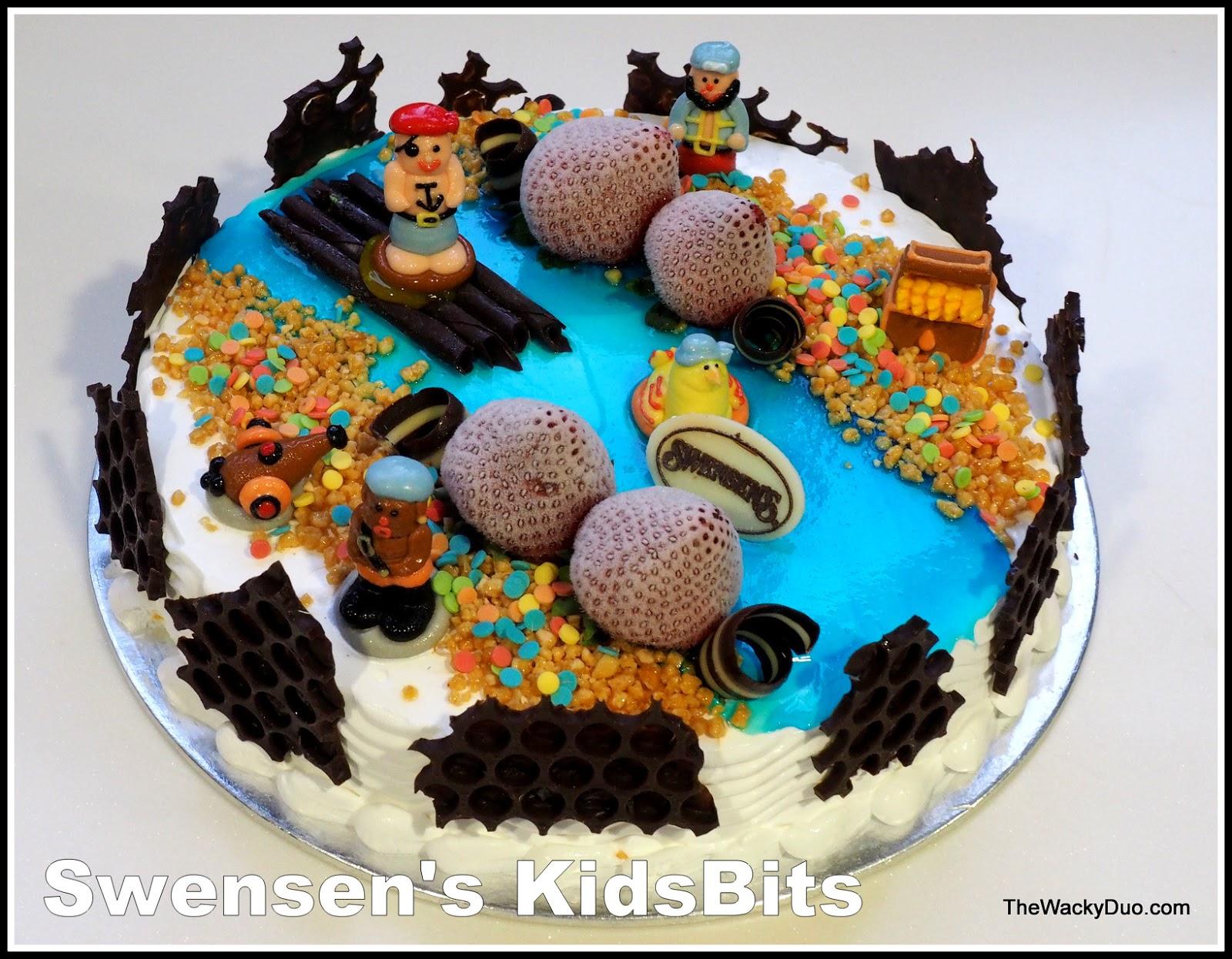 Swensens Kidsbits Ice Cream Cakes For Kids The Wacky Duo