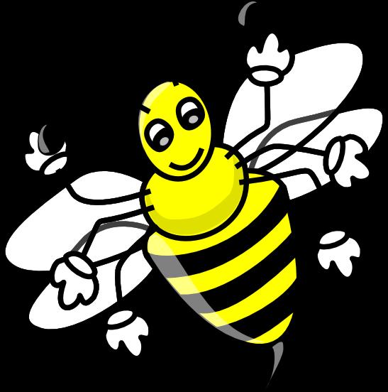 Mehiläinen Piirretty