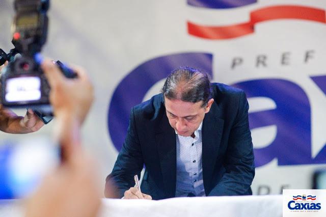 Prefeitura de Caxias cria 1.132 vagas para concurso público com salário de até R$ 3.158,05