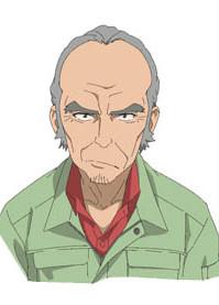 Atsushi Ono como Ushimatsu Kadota