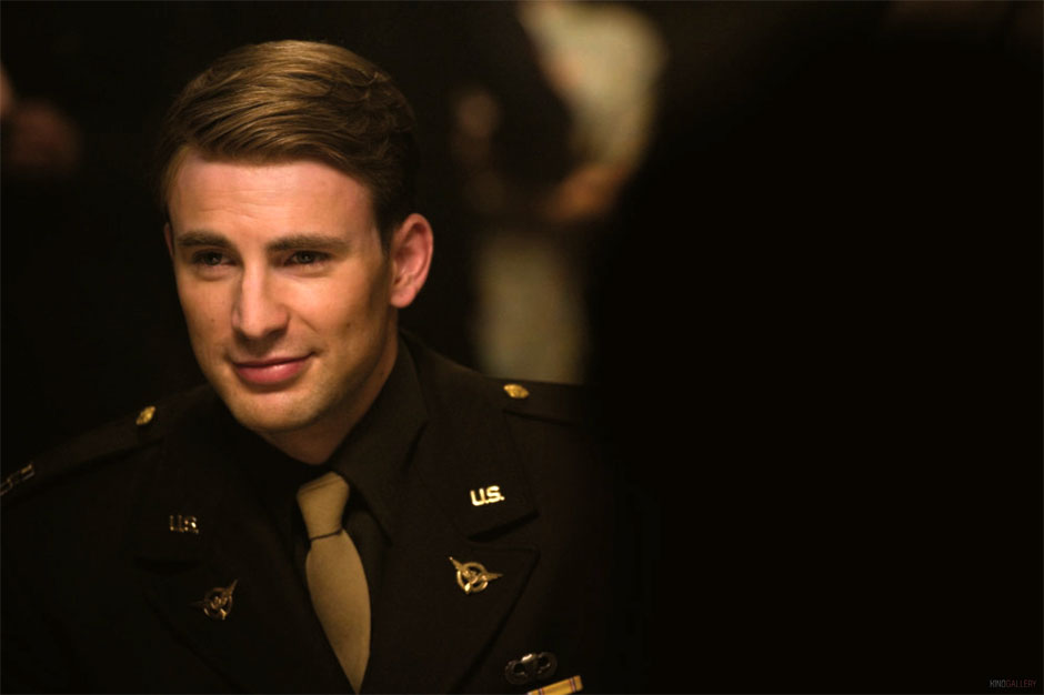who plays steve rogers in captain america