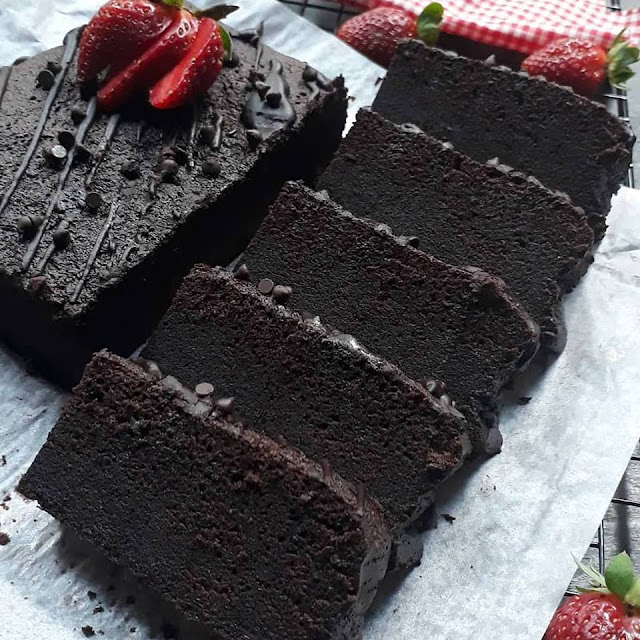 Resep dan Cara Membuat Brownies Gluten Free Steam