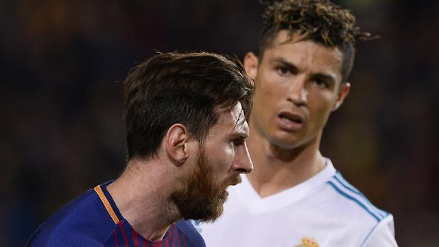 Cristiano Ronaldo's rivalry with Lionel Messi has pushed the legends to even greater heights.
