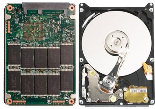 Ổ cứng SSD linh kiện quan trọng khi chọn mua máy tính