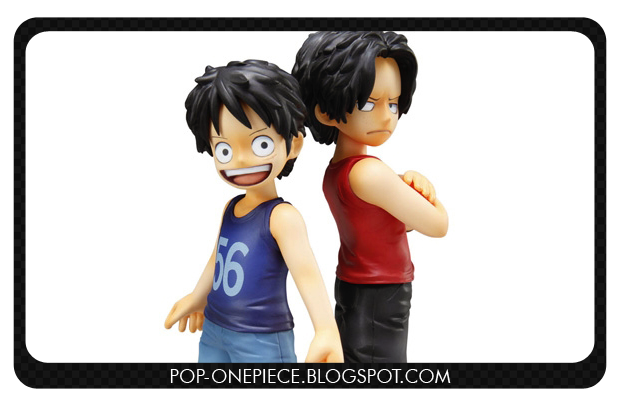 Luffy & Ace Brothers Bond - P.O.P CB-EX