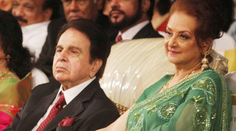 Dilip Kumar And Saira Banu2B252832529