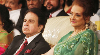 DIlip Kumar Saira Bano Marriage